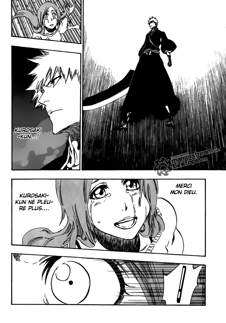 Chapitre Scan Bleach 462 VF Page 09