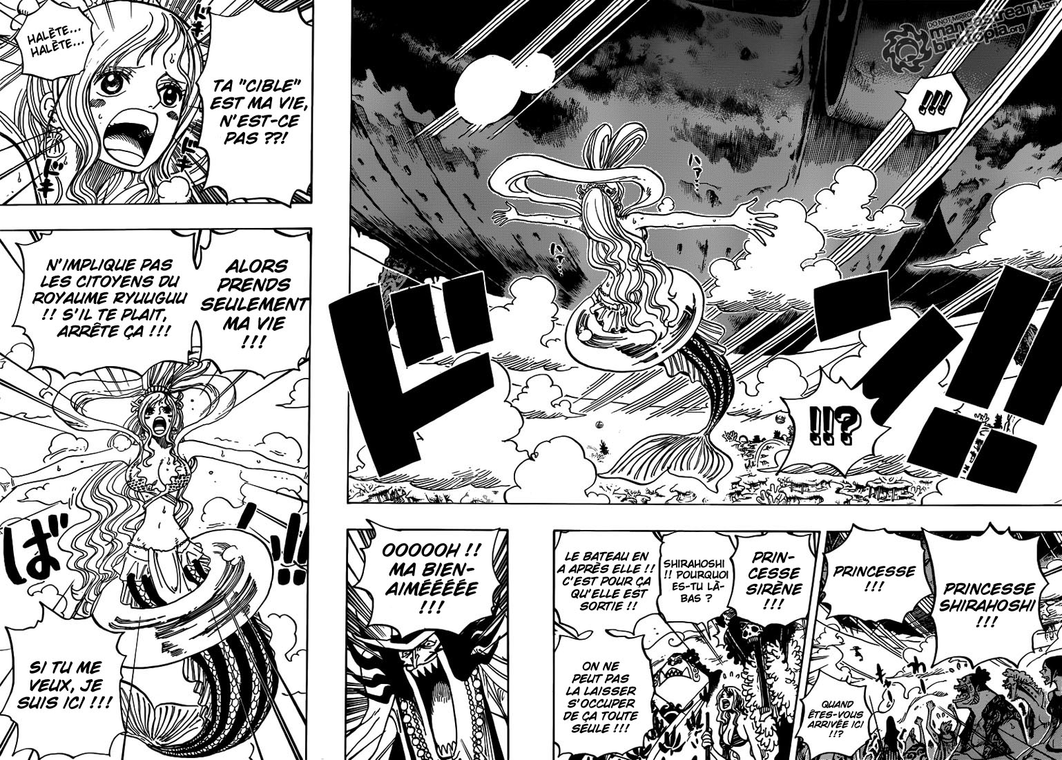 Chapitre Scan One Piece 637 VF Page 15